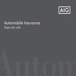 Automobile Insurance Thumbnail
