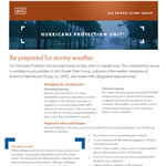 Hurricane Protection Unit® Thumbnail