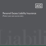 Personal Excess Liability Insurance Thumbnail